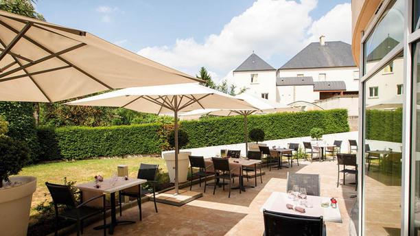Le VinTage, Restaurant du Richebourg terrasse