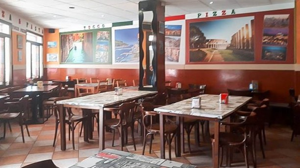 Tucco Pizza Vista sala