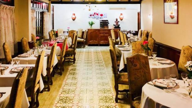 Chez Fleur Salon du restaurant