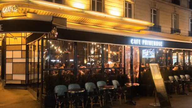 Café Primerose Terrasse