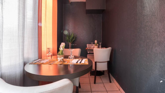Vue de la salle - Teranga Gourmet, Strasbourg