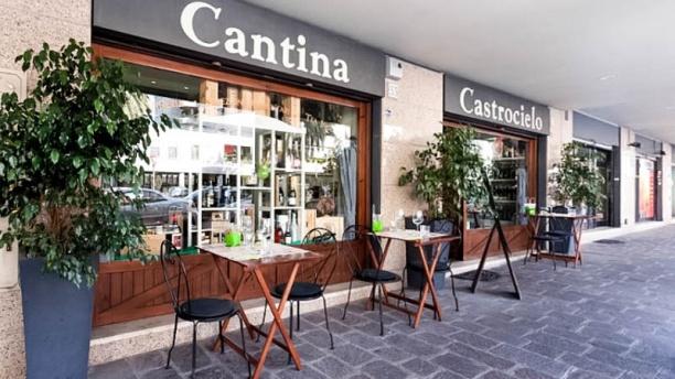 Cantina Castrocielo entrata