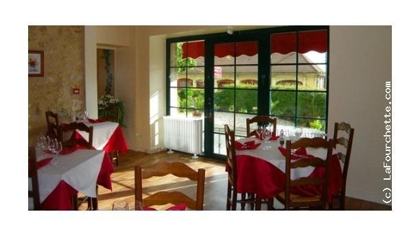Hôtel Restaurant Auberge du Porche Aperçu de l'intérieur
