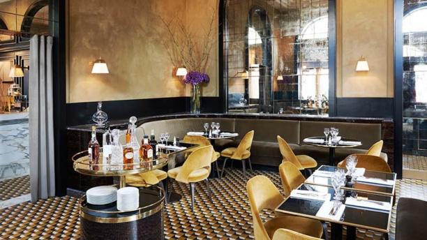 Le Flandrin Restaurant Avenue Henri Martin 75016 Paris