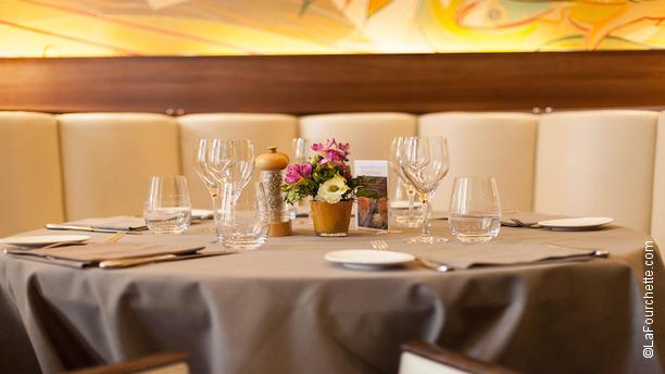 restaurant la tass e romain borgeot lyon menu avis prix et r servation. Black Bedroom Furniture Sets. Home Design Ideas