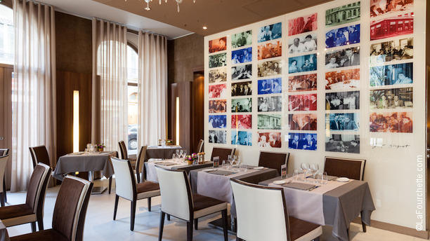 la tass e romain borgeot in lyon restaurant reviews menu and prices thefork. Black Bedroom Furniture Sets. Home Design Ideas