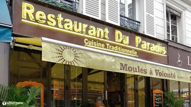 Le Restaurant du Paradis Bienvenue au Restaurant du Paradis
