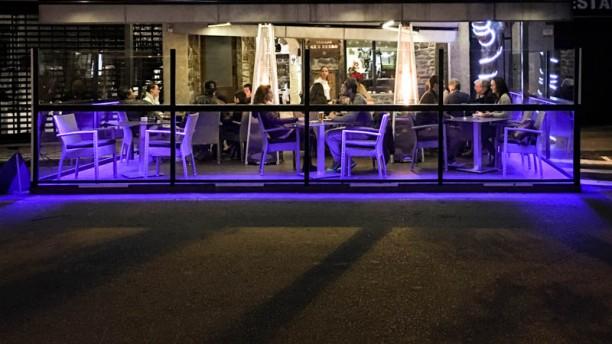 Ca's Basko Exterior / terraza