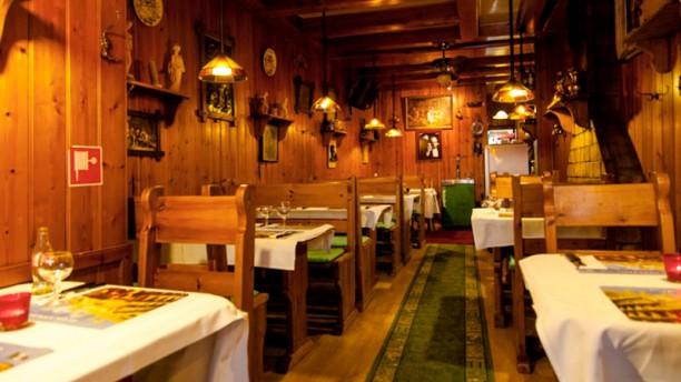 Il Boccalino restaurantzaal