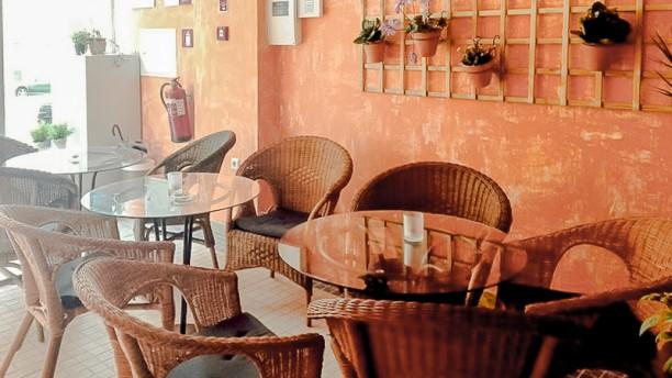 Restaurante As Marias Sala