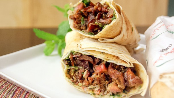 Seu Chalita O Árabe Sugestão do chef