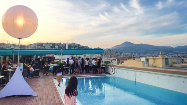 L'AC Lounge – AC Hotel by Marriott Nice Rooftop 360°