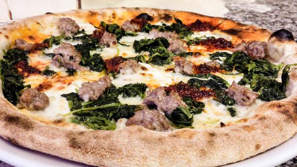 Il Forno e i Rustici dell'Etna La pizza