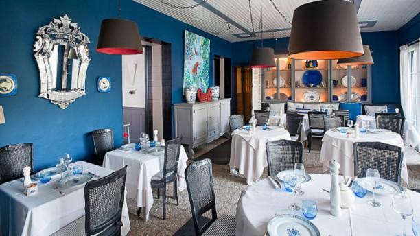 Le Patio Sud Bretagne Salle du Restaurant