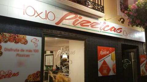 10x10 Pizzicas, Zaragoza