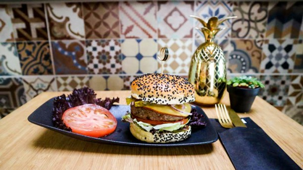 Burger Cartel Suggestie van de chef