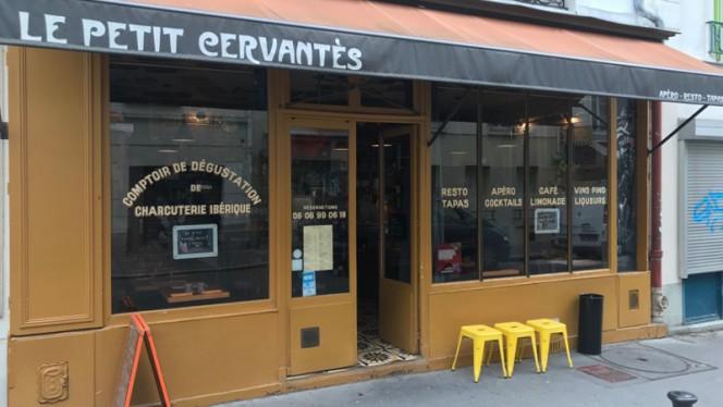 Le Petit Cervantès - Restaurant - Paris
