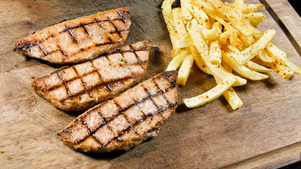 Nusret-Et Steakhouse Etiler chef's suggestion