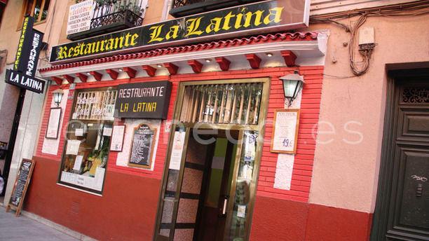 La Latina Vista entrada