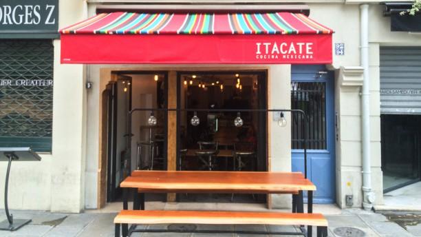 Itacate - Saveurs du Mexique Devanture