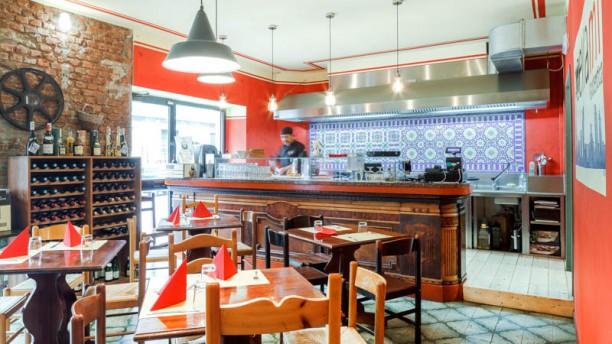 Restaurant paellami milan avis menu et prix for Arredamento in spagnolo