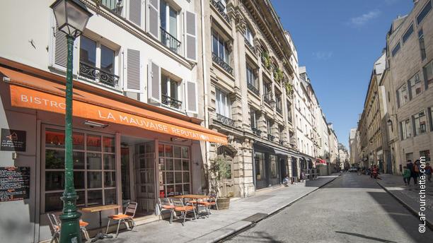 La Mauvaise Réputation Restaurant La Mauvaise Réputation