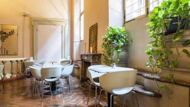 Vista sala - Le Stanze, Bologna
