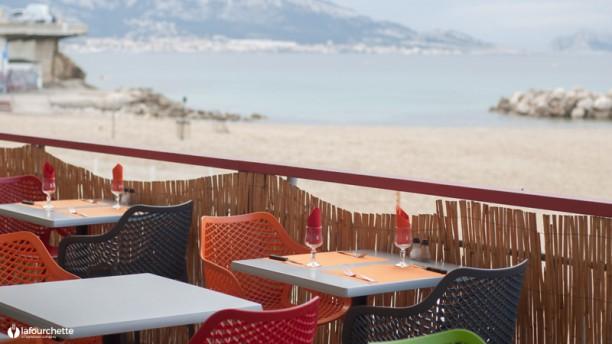 Chez Marco Restaurant Corniche Marseille