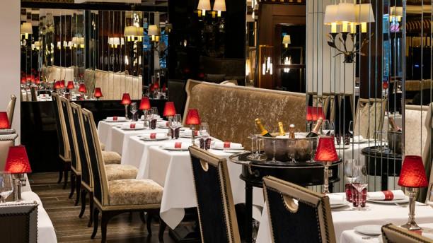 Restaurant Le Fouquets
