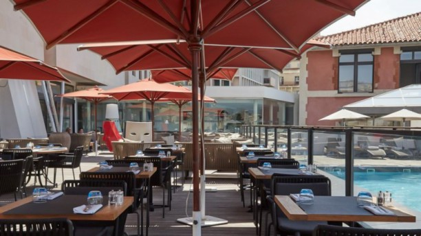 Le Victor Café - New Hotel of Marseille Terrasse