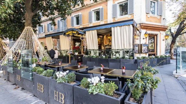 Harry's Bar Roma Entrata