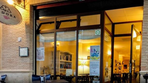 Lidora Café Entrada