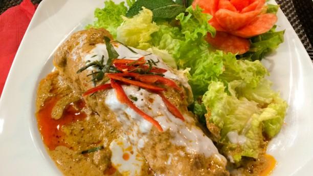 Basilic Thai Restaurant Carte
