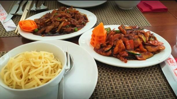 Restaurant Wang Suggestion plat