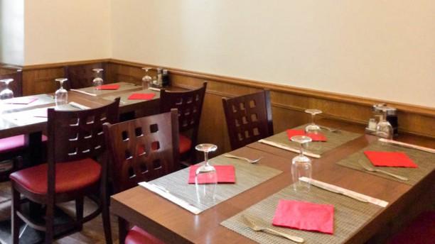 Restaurant Wang Salle