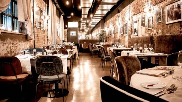 Belle Donne Bistrot Sala del ristorante