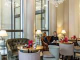 1 T rue Scribe - Maison de thé, Lounge bar - Hôtel Scribe Paris