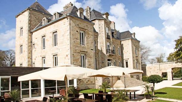 Manoir de Kerhuel - Restaurant Le Preti Vue exterieure