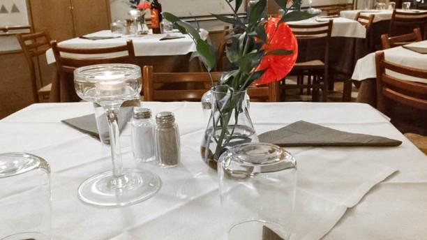 Casa del vin santo tavolo