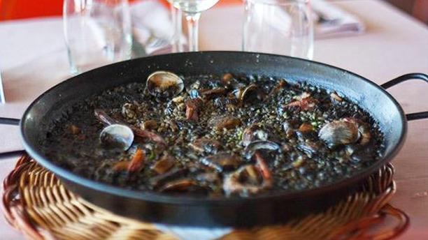 Xup Xup Restaurant Arroz negro