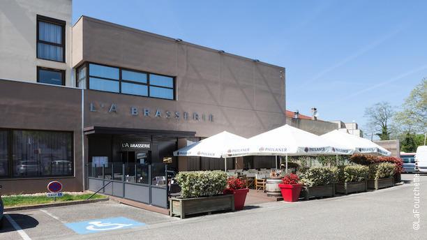 L'A Brasserie - Hôtel de Chassieu Best Western Vue de l'exterieur