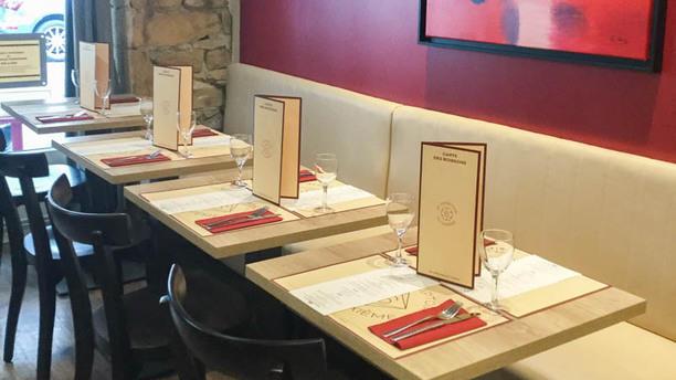 Restaurant Le Comptoir du Sixième à Lyon (69006), Tête d'or - Menu on