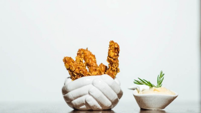 Sugerencia del chef - L'Estupendo, Getafe