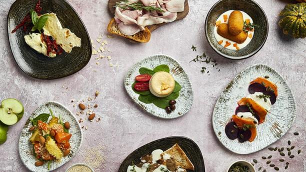 Obicà Mozzarella Bar Serravalle Food to Share Inverno 2019