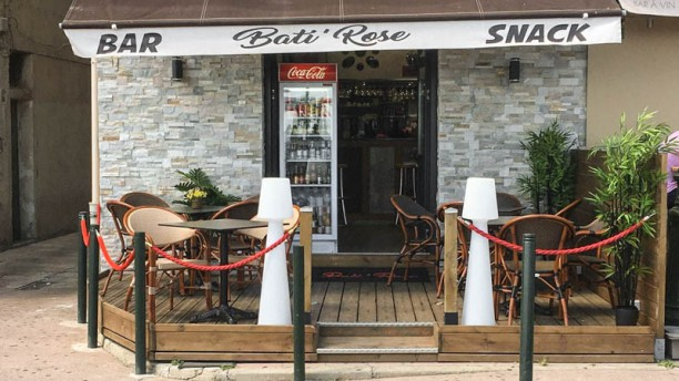 Bati'Rose ENSEIGNE DU BAR BATI'ROSE