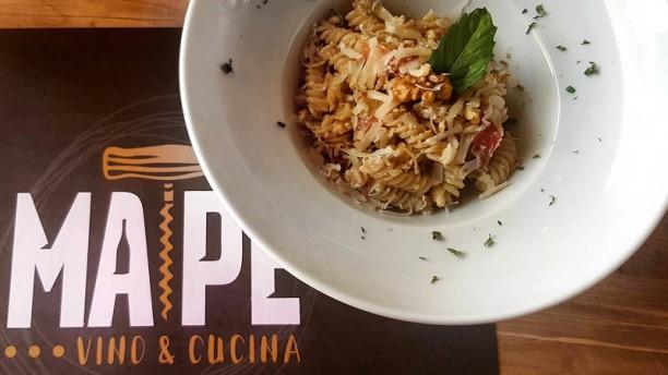 Mapè Vino & Cucina Fusilli, blue di bufalo, speak e noci