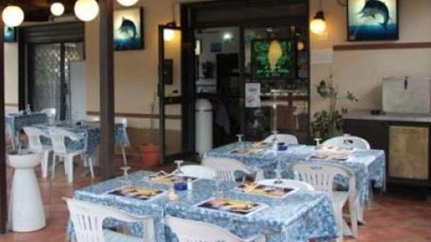 Ristorante Pizzeria Blue Marlin il nostro spazio esterno