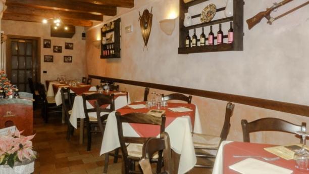 Tavernetta Paolo e Francesca Sala Ristorante