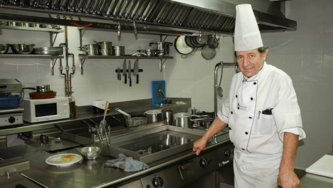 Chef - La Casa del Convento, Chinchon