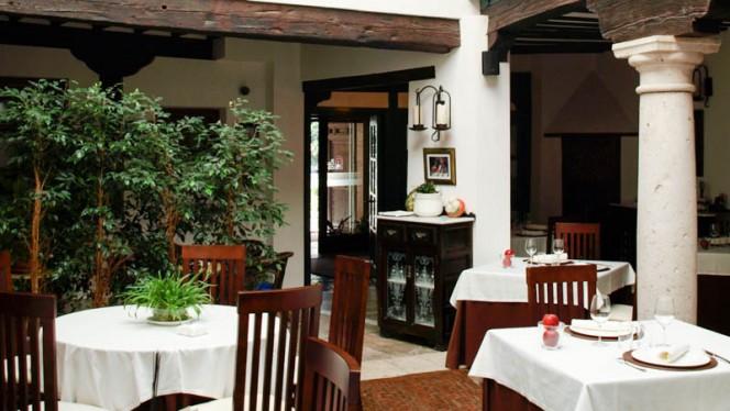 Restaurante - La Casa del Convento, Chinchon